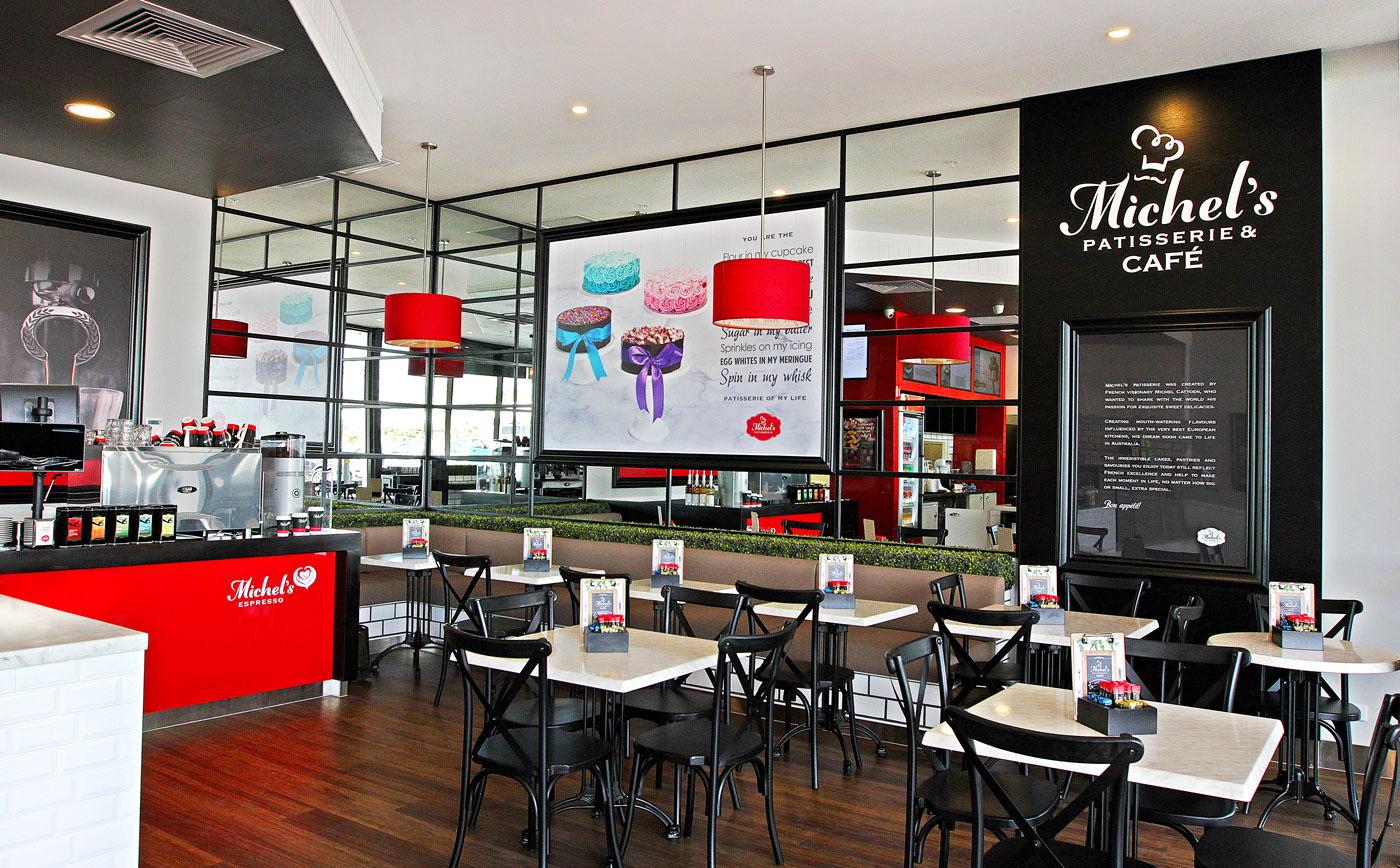 Michel's Patisserie & Cafe