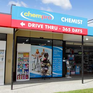 CSF Shopfitting - Chempro, Pacifc Pines