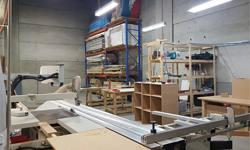 In-House Manufacturing