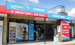 Medical Fitout Chempro Chemist Pacific Pines