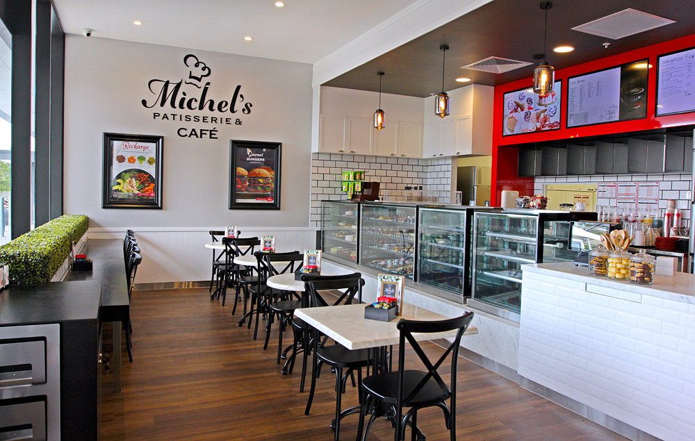 Michel's Patisserie & Cafe